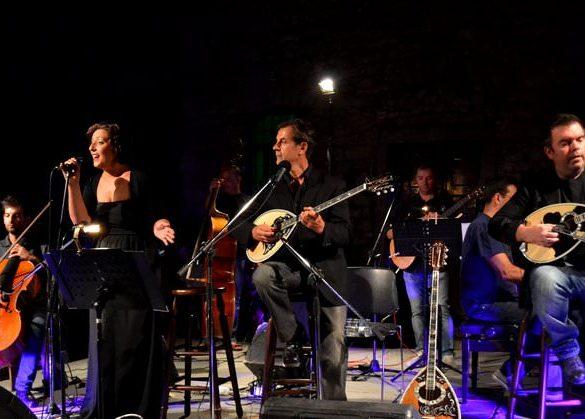 Συναυλία στο Παλαμήδι - Ναύπλιο Αύγουστος 2015