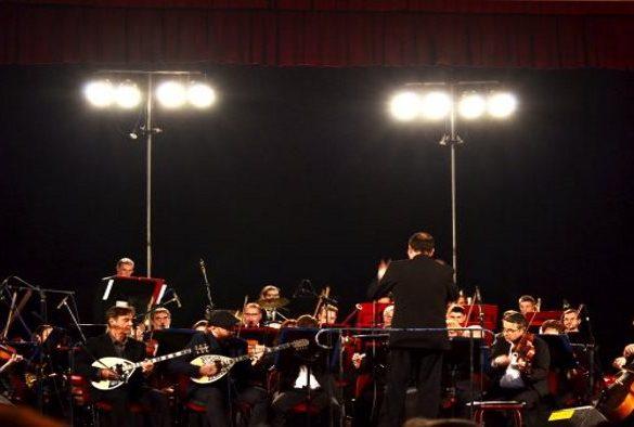 Με τη Συμφωνική ορχήστρα της Nis - Σερβία Νοέμβριος 2016